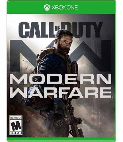 Call Of Duty Modern Warfare Xbox One Nuevo Sellado