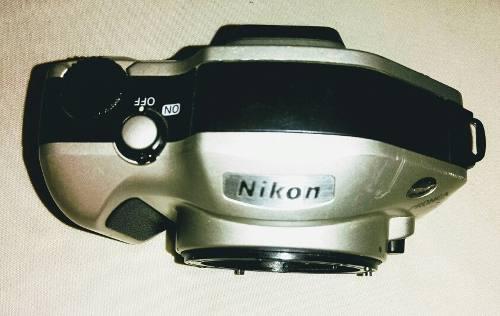 Cuerpo De Camara Nikon Mod.pronea.s-es Para Coleccionar-!!