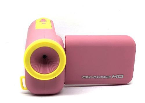 D22 Colorido Cámara De La Videocámara De Vídeo Grabadora