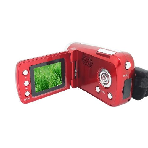 Digital Cámara De La Videocámara De Vídeo Grabadora 4x