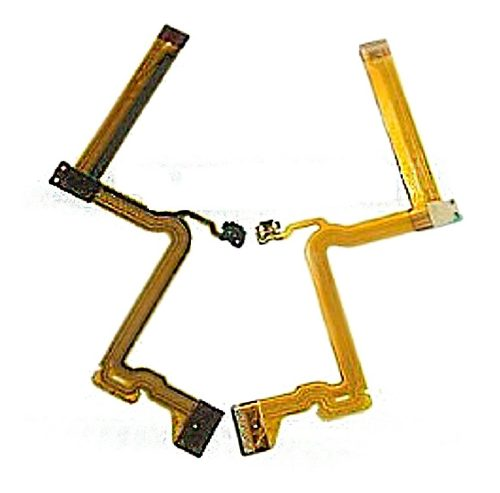 Flex P/ Lcd De La Videocámara Panasonic Sdr-h86, H101 Y+mod