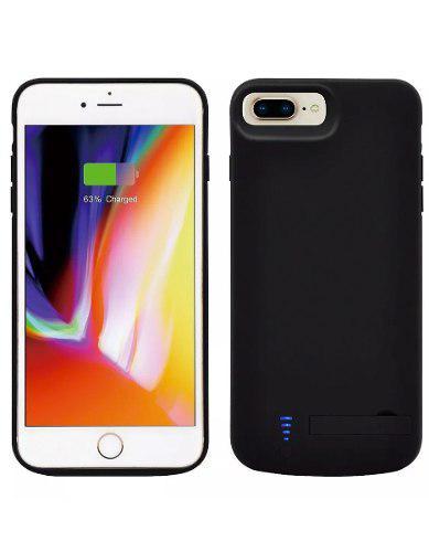 Funda Case Cargador Lighting Bateria Pila iPhone 6 7 8 Plus