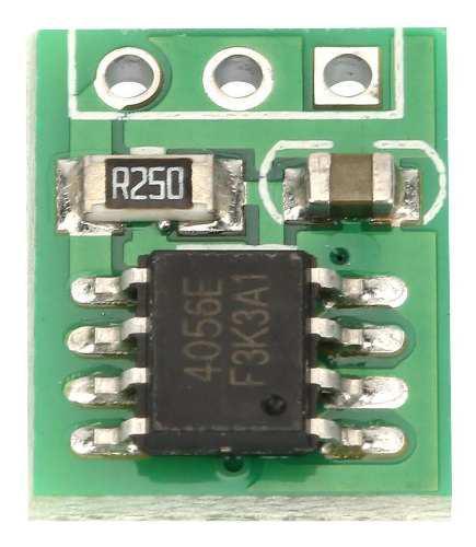 Mini 5v 1a 18650 Li-ion De Litio Cargador De Batería Del