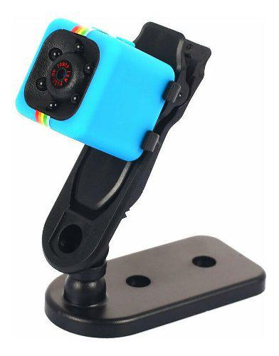 Mini Camara Sq11 Azul
