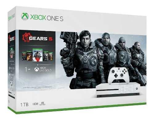 Promo  Consola Xbox One S 1tb Edicion Bundle Gears 5