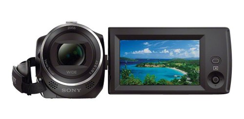 Videocamara Sony Handycam Hdr-cx405 Full Hd + Funda Nueva