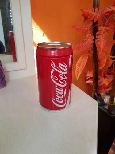 Alcancia De Lata Coca Cola