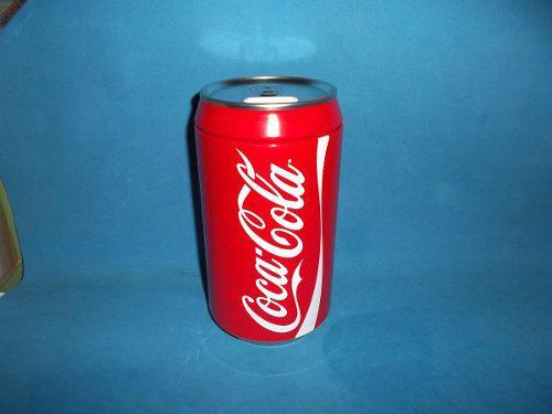 Alcancia Lamina De Coca Cola Producto Oficial