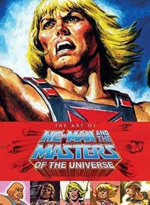 Art Of He-man And The Masters Of The Universe, The