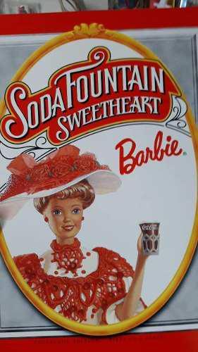 Barbie Coca Cola Fuente De Sodas