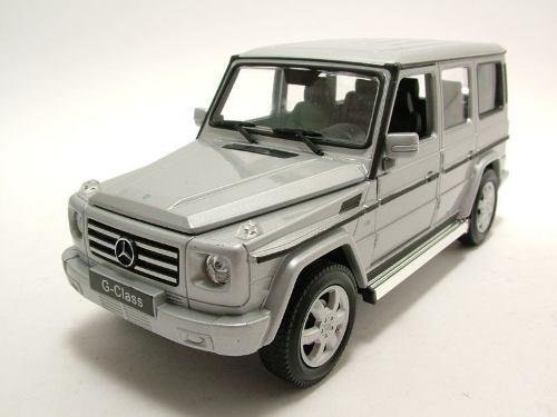 Camioneta Mercedes Benz G Class Escala 1/24