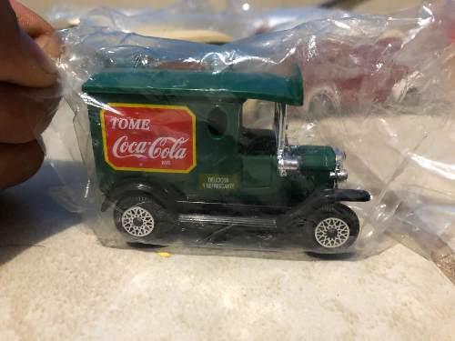 Carros De La Coca Cola De Colección