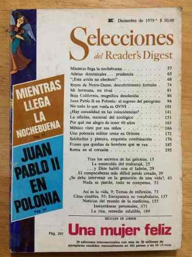 Catálogo De Juguetes Lili Ledy Selecciones Diciembre 1979