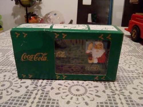 Coca Cola Vintage Locomotora Eléctrica