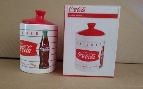 Coca-cola Galletero De Cerámica