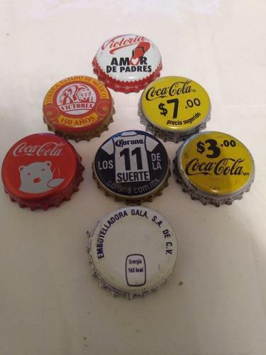 Corcholata De Colección Coca Cola Y Corona