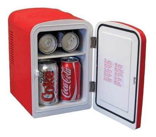 Enfriador Coca Cola De Latas Para Auto O Casa