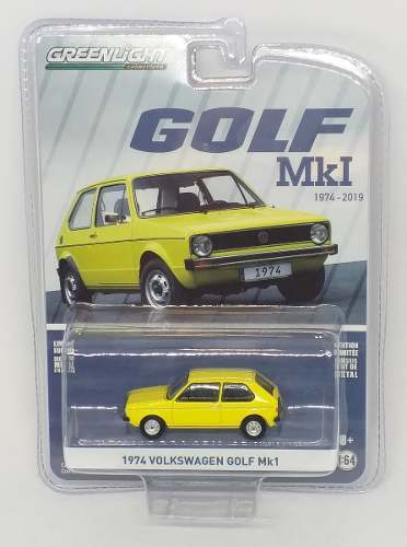 Greenlight  Volkswagen Golf Mk Amarillo