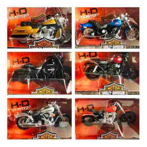 Harley Davidson Colección