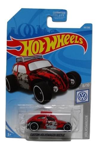 Hot Wheels Custom Volkswagen Beetle  Vw