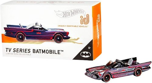 Hot Wheels Id Tv Series Batmobile Die-cast Car