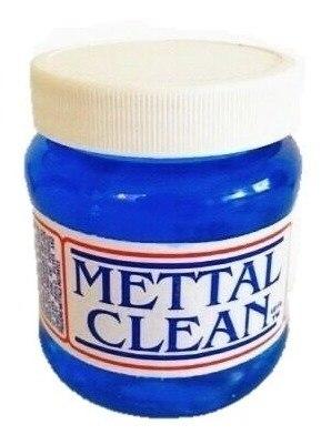 Liquido Limpiador De Metales Plata Oro Etc Mettal Clean