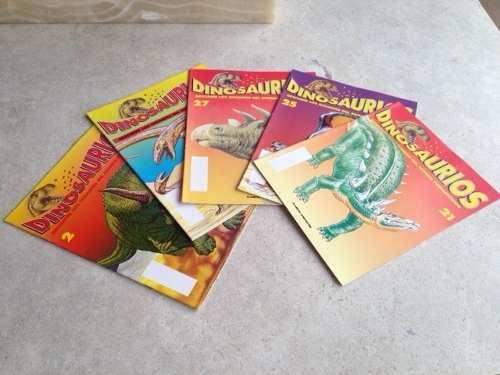 Lote De 28 Revistas Dinosaurios, Ed. Planeta Deagostini