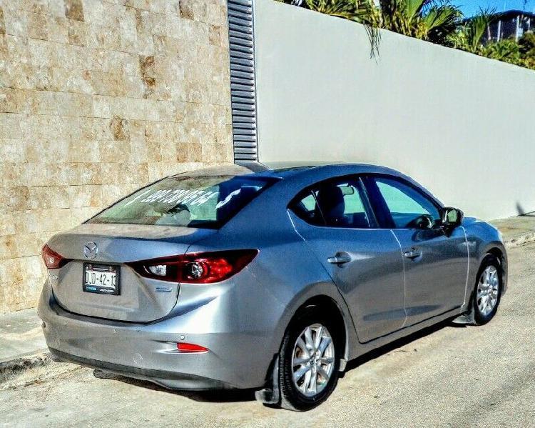 Mazda 3 Touring 2014 un dueño fact original aut aire elect