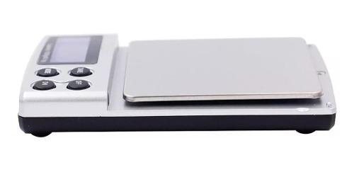 Mini Bascula Gramera Joyera Digital 0.1grs A 500grs Xto