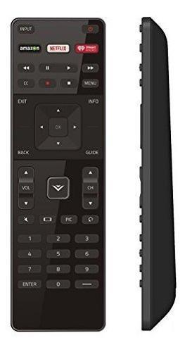 Nuevo Control Remoto Xrt122 Apto Para Vizio Lcd Led Hd Tv E2