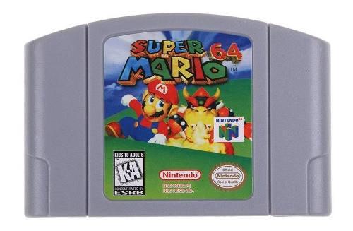 Para Nintendo 64 N64 Mario Smash Bros Zelda Juego De Vídeo