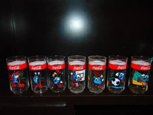 Vasos Olimpiadas Coca Cola Coleccion