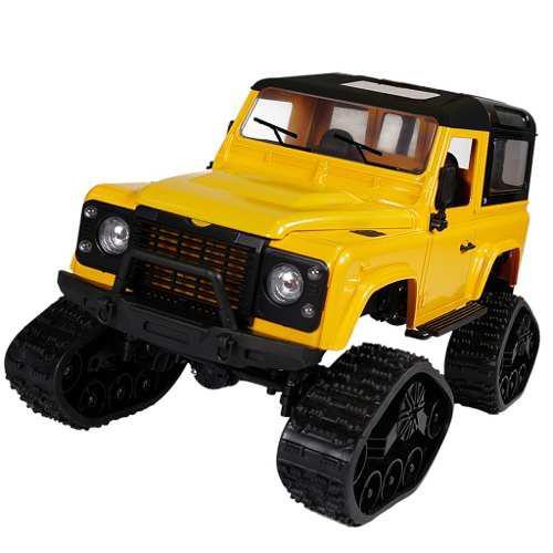 1:16 Juguete De Camión De Remoto Control Inalámbrico 4wd