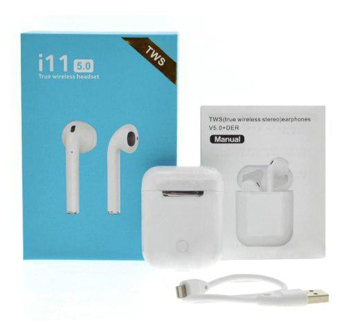 Audífonos Manos Libres Bluetooth 5.0 AirPods I11 Tws