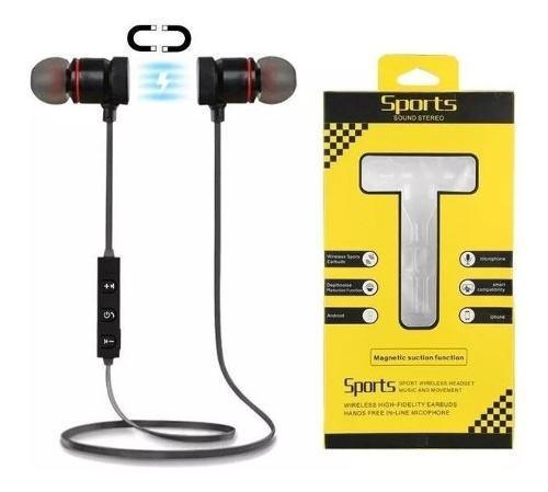 Audifonos Manos Libres Bluetooth Magneticos Cxj-o1 - T1916