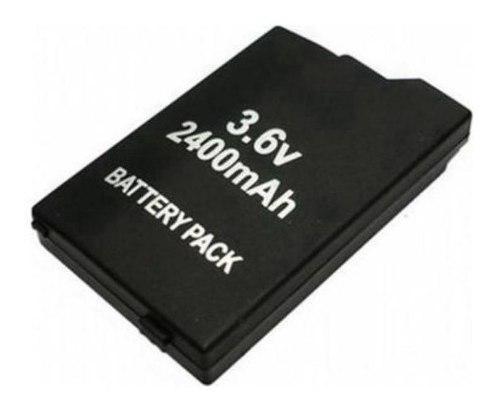 Batería Pila Recargable Para Psp Slim 3.6v 2400mah