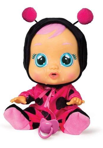 Bebes Llorones Lágrimas Mágicas Cry Babies Chilloncitos