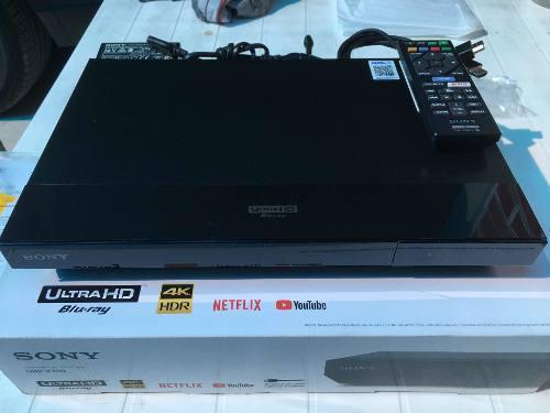 Blu-ray Sony X700, 4k Hdr, Atmos, Dts X, Flac, Sacd, Etc