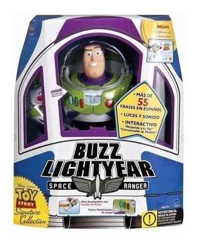 Buzz Lightyear Edicion De Coleccion En Español Toy Story