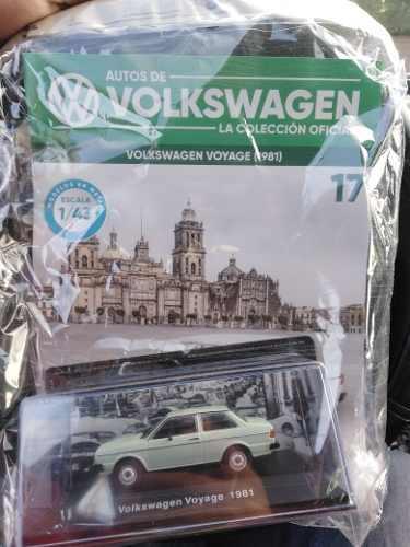 Colección Volkswagen En Mexico #17 Voyage 1981