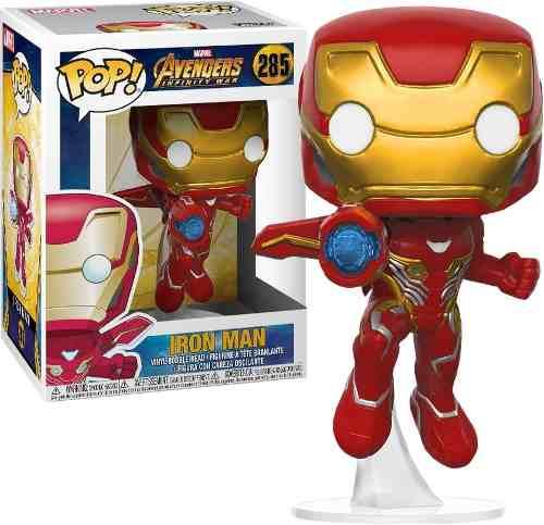 Funko Pop! Marvel Avengers Iron Man 285 Envió Incluido