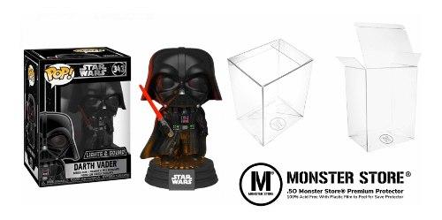 Funko Pop ! Star Wars Darth Vader Light & Sound Electrónico
