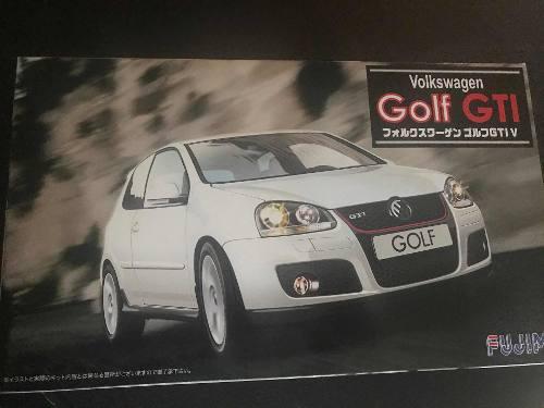 Golf Gti Mk5 Para Armar Escala 1:24