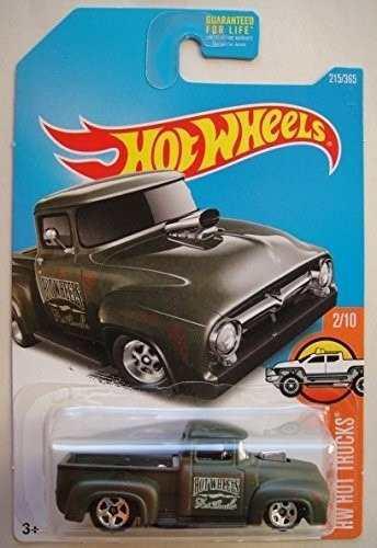 Hot Wheels 2017 Hw Hot Trucks Custom 56 Ford Truck 215/365,