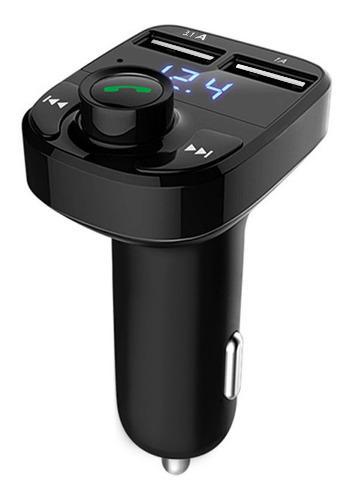 Inalámbrico Bluetooth Manos Libres Kit De Coche Transmisor