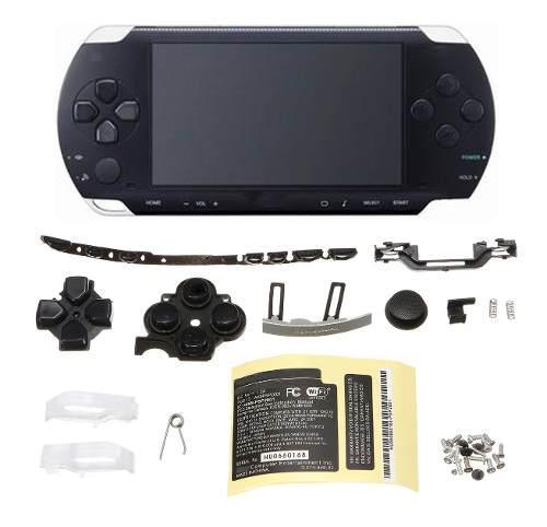 Juego De Accesorios De Repuesto Para Sony Psp 2000 Console S