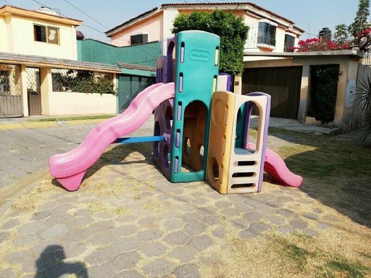 Juego grande step 2 little tikes para niños para escuela
