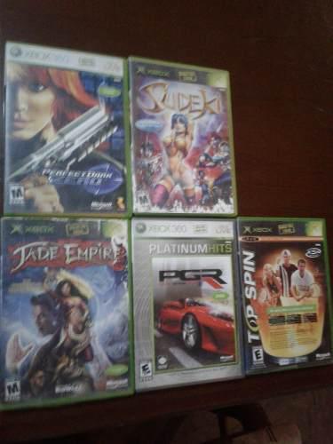 Juegos Para Xbox Clasico