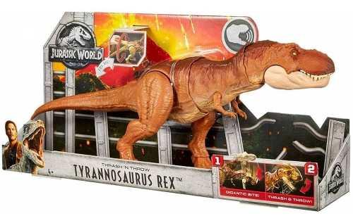 Jurassic World Tyrannosaurus Rex Mega Mordida Con Sonidos 56
