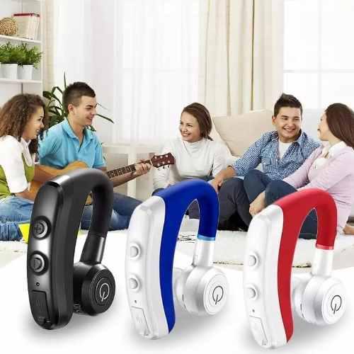 Manos Libres Bluetooth V9 K5 Legend 2020 Estuche Gratis